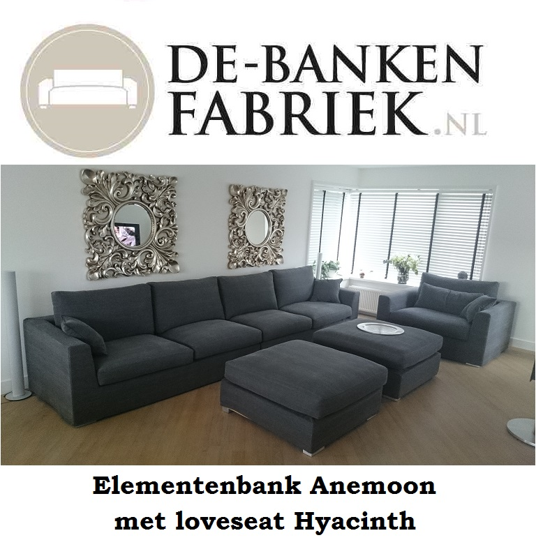 Losse elementen bank