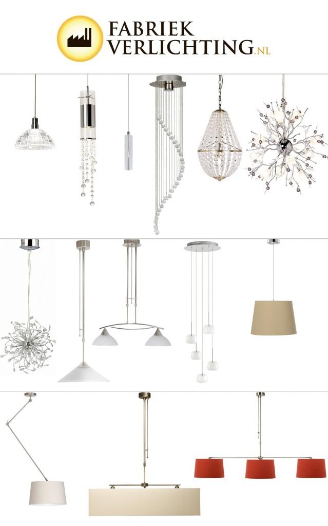 Hanglampen online