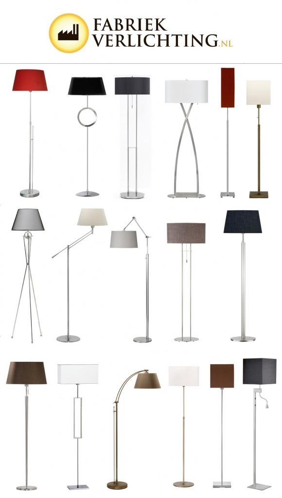 Staande lampen online