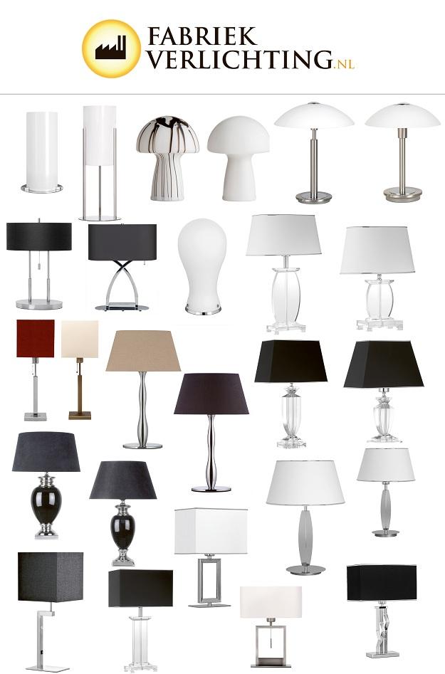 Tafellampen online