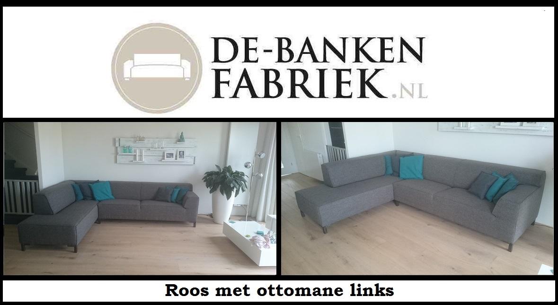 Hoekbank Met Lounge Deel.Bank Met Lounge Gedeelte De Bankenfabriek
