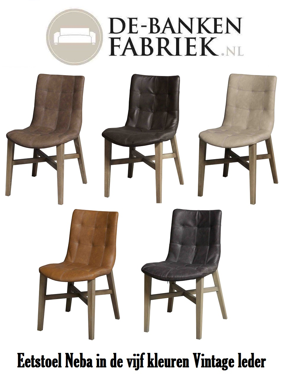 stoere stoelen - De bankenfabriek