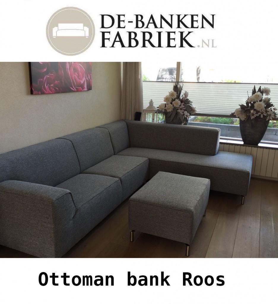 Hoekbanken Ottoman